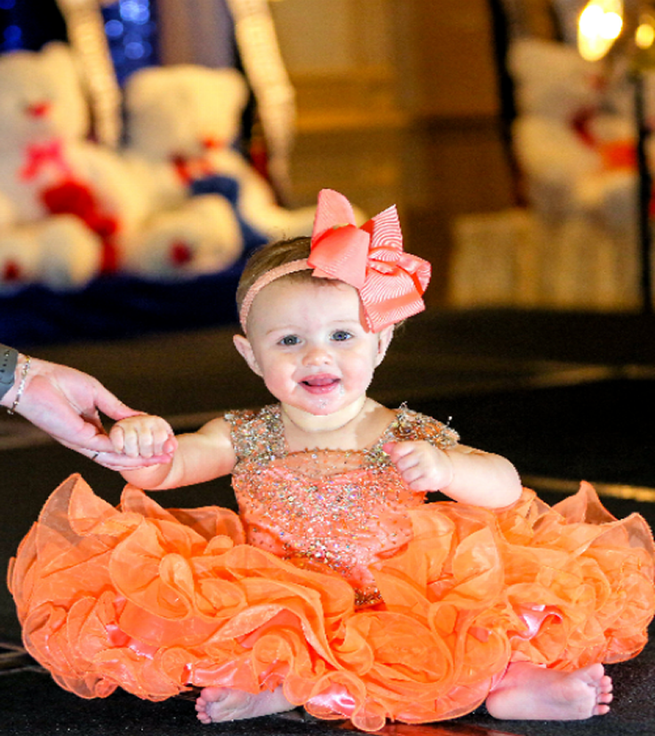 Baby Little Miss Texas Child Beauty Pageant Austin Contest